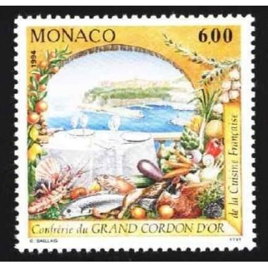 Monaco Neuf ** N° 1934