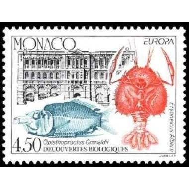 Monaco Neuf ** N° 1936
