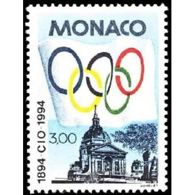 Monaco Neuf ** N° 1937