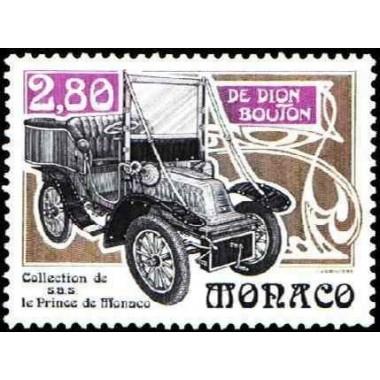 Monaco Neuf ** N° 1942