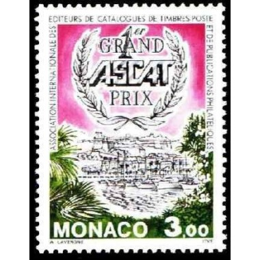 Monaco Neuf ** N° 1943