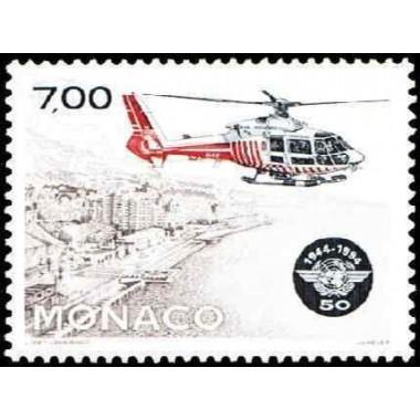 Monaco Neuf ** N° 1952