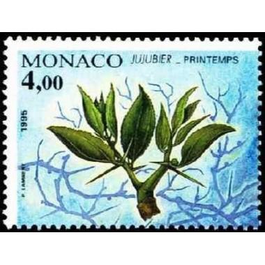 Monaco Neuf ** N° 1975