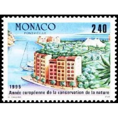 Monaco Neuf ** N° 1979