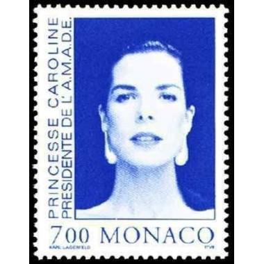 Monaco Neuf ** N° 1984
