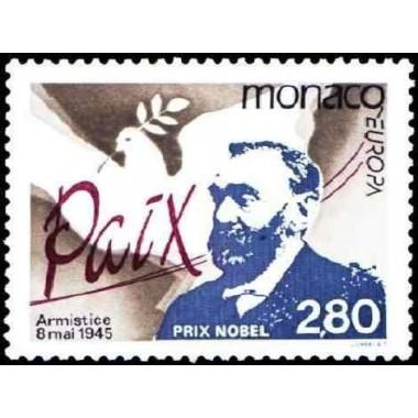 Monaco Neuf ** N° 1987