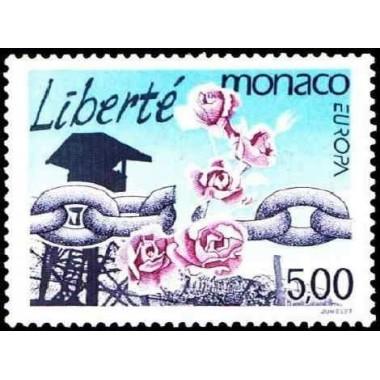 Monaco Neuf ** N° 1988