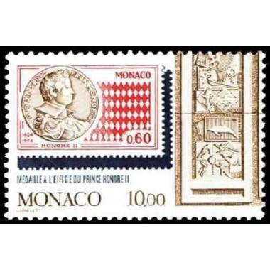 Monaco Neuf ** N° 1989