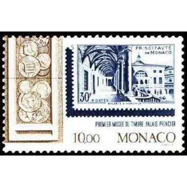 Monaco Neuf ** N° 1991
