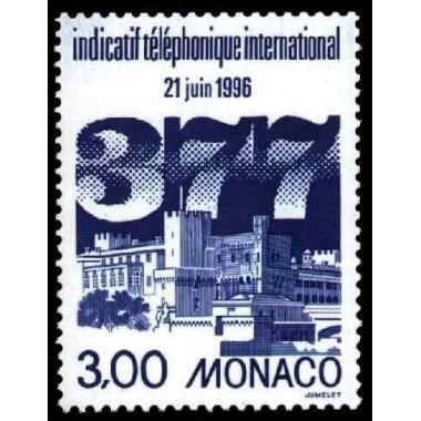 Monaco Neuf ** N° 2049
