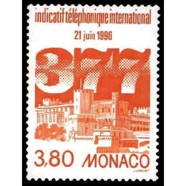 Monaco Neuf ** N° 2050
