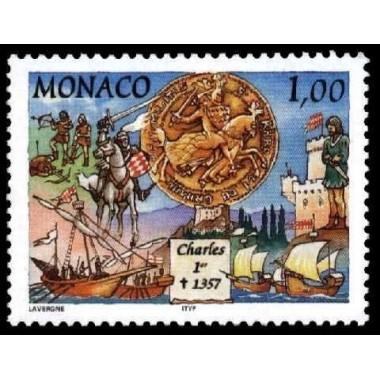 Monaco Neuf ** N° 2090