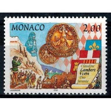 Monaco Neuf ** N° 2093