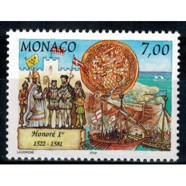 Monaco Neuf ** N° 2095