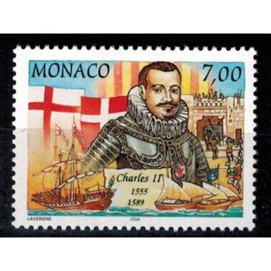 Monaco Neuf ** N° 2096