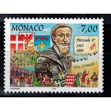 Monaco Neuf ** N° 2097