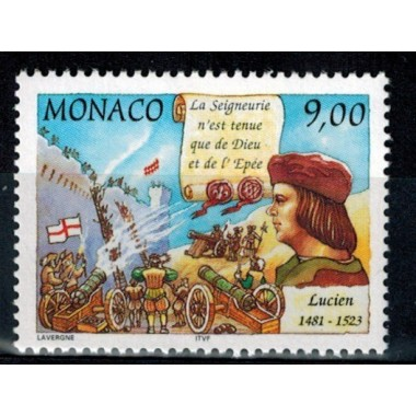 Monaco Neuf ** N° 2100