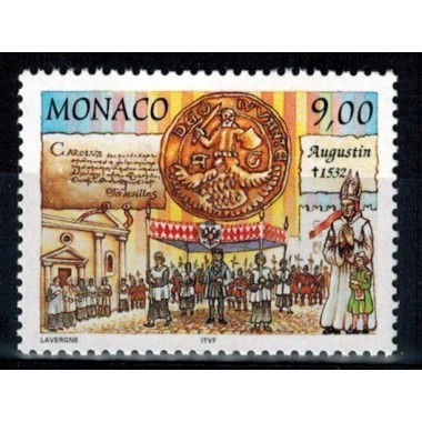 Monaco Neuf ** N° 2101