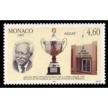 Monaco Neuf ** N° 2103