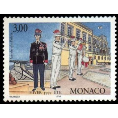 Monaco Neuf ** N° 2107
