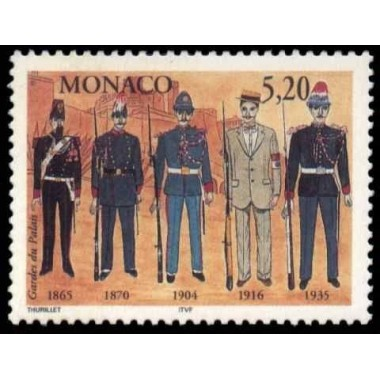 Monaco Neuf ** N° 2109