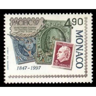 Monaco Neuf ** N° 2111