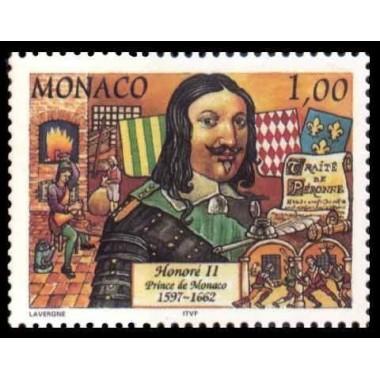 Monaco Neuf ** N° 2112
