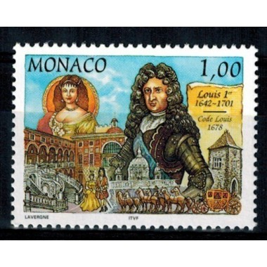 Monaco Neuf ** N° 2113