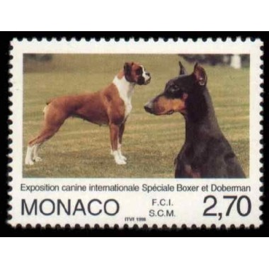 Monaco Neuf ** N° 2148
