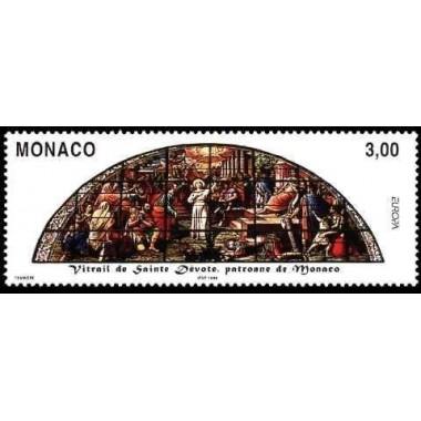 Monaco Neuf ** N° 2152
