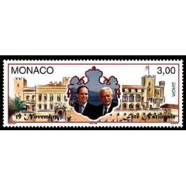 Monaco Neuf ** N° 2153