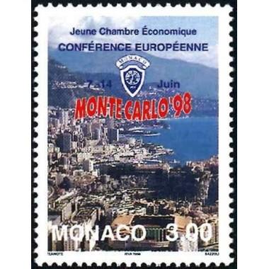 Monaco Neuf ** N° 2157