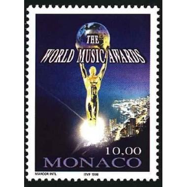 Monaco Neuf ** N° 2158