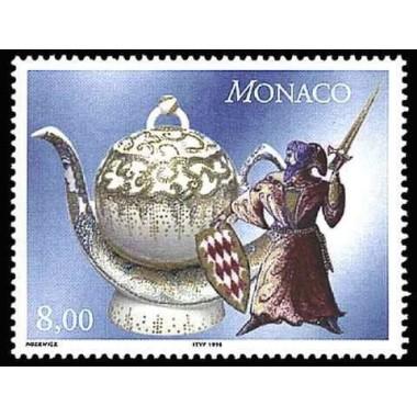 Monaco Neuf ** N° 2161