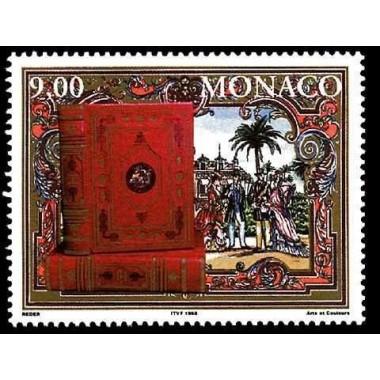 Monaco Neuf ** N° 2162