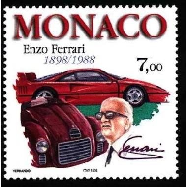 Monaco Neuf ** N° 2168