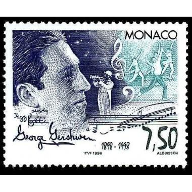 Monaco Neuf ** N° 2169