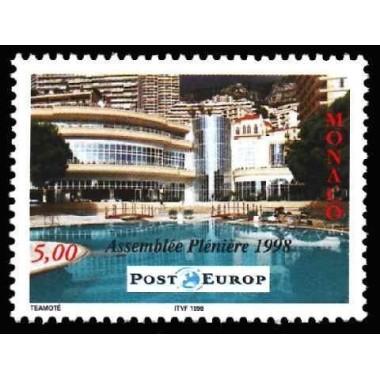 Monaco Neuf ** N° 2171