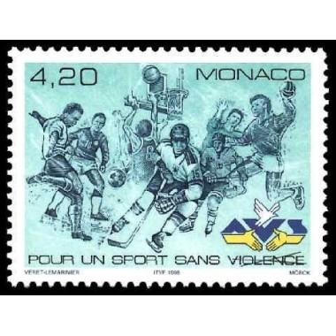 Monaco Neuf ** N° 2173