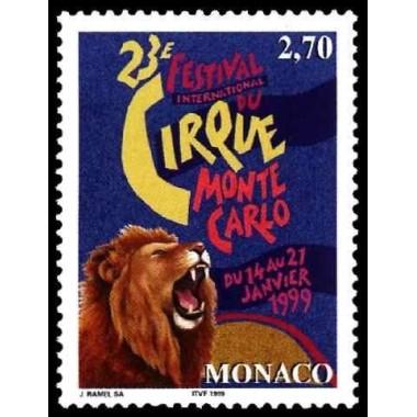 Monaco Neuf ** N° 2180