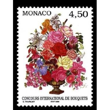 Monaco Neuf ** N° 2187