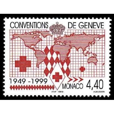 Monaco Neuf ** N° 2188