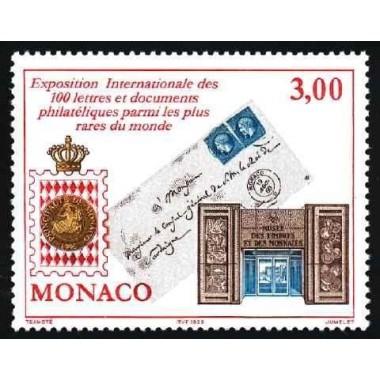 Monaco Neuf ** N° 2190