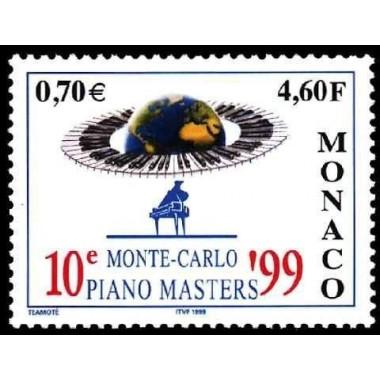 Monaco Neuf ** N° 2193