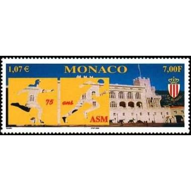 Monaco Neuf ** N° 2196
