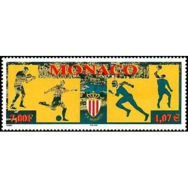 Monaco Neuf ** N° 2197