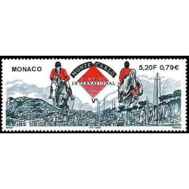 Monaco Neuf ** N° 2198