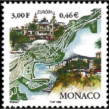 Monaco Neuf ** N° 2203