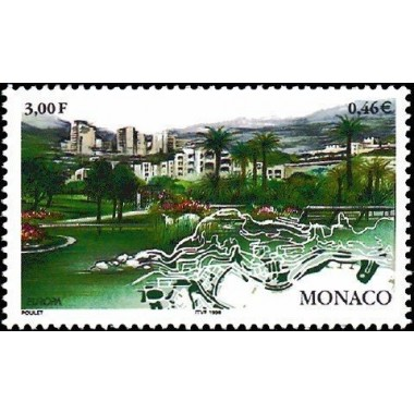 Monaco Neuf ** N° 2204