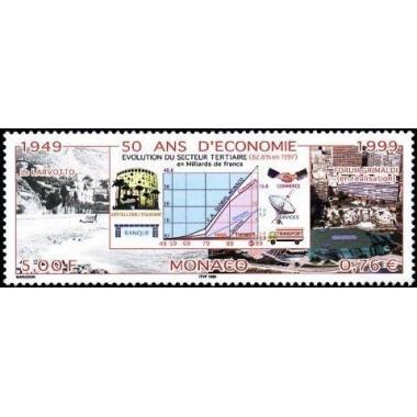 Monaco Neuf ** N° 2206